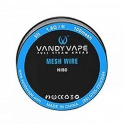 VandyVape Ni80 Mesh Wire (100mesh)