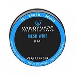 Vandy Vape Kanthal A1 Mesh Wire (80mesh)