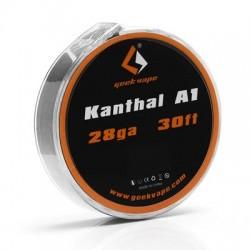 GeekVape Atomizer DIY Kanthal A1 Tape Wire 10m (28ga)