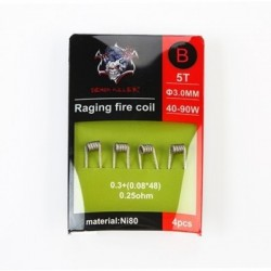 Demon Killer Raging Fire Coil Ni80 B 0.25ohm