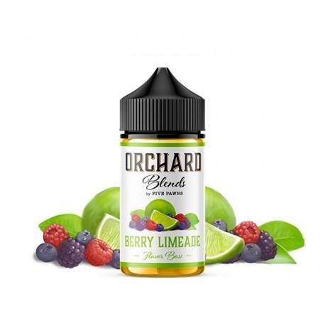 Orchard Blends Berry Limeade Вейп течност Shake&Vape 20/60ml