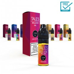 Вейп течност 10 ml TALES BALLOON