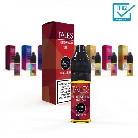 Никотинова Течност 10 ml TALES Red Dragon
