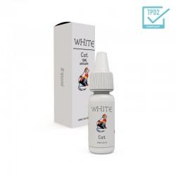 Никотинова Течност 10ml White Cat