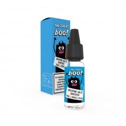 НИКОТИНОВ  Booster BOO с никотинови соли 10ml 20mg VG/PG