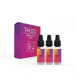 TALES BALOON Вейп течност 30ml (3х10ml)