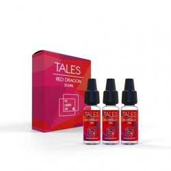 TALES Red Dragon Вейп течност 30ml (3х10ml)