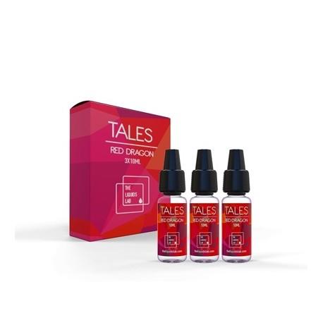 Никотинова Течност 30ml (3х10ml) TALES Red Dragon