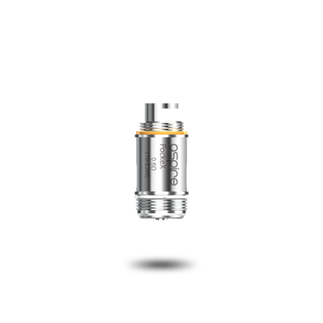 Aspire Pocket X Coil 0.6ohm