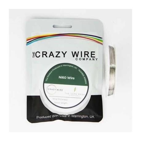 Crazy Wire Ni60 0.32mm 10m