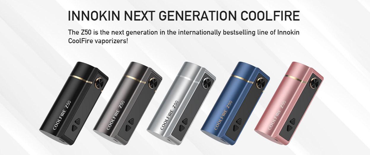 Innokin Coolfire Z50 вейп цена