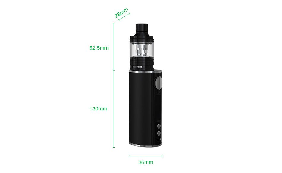 Eleaf iStick T80 Kit with MELO 4 D25 3000mAh