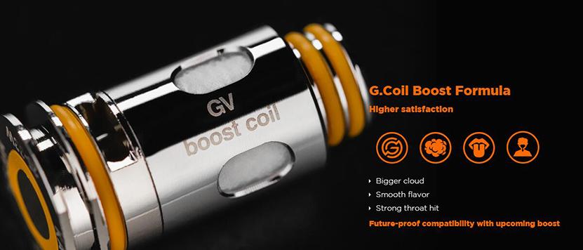 GeekVape Aegis Boost Plus Kit вейп шоп
