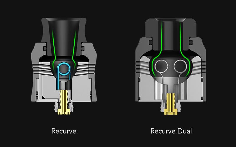 Wotofo Recurve Dual RDA Dual