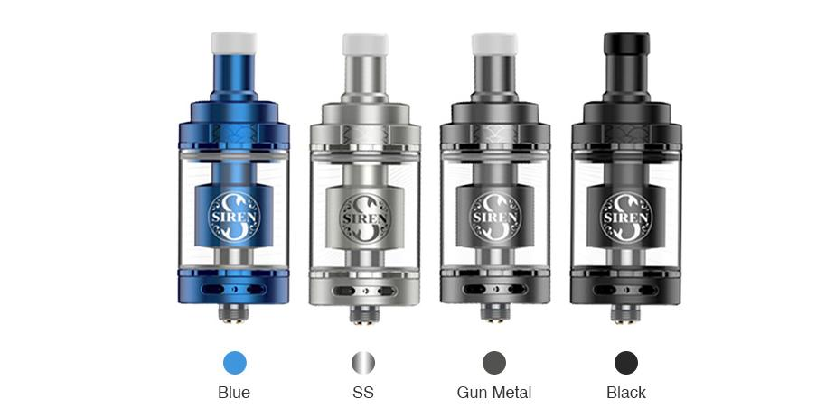Вейп Изпарител Digiflavor Siren 2 GTA MTL 4.5ml