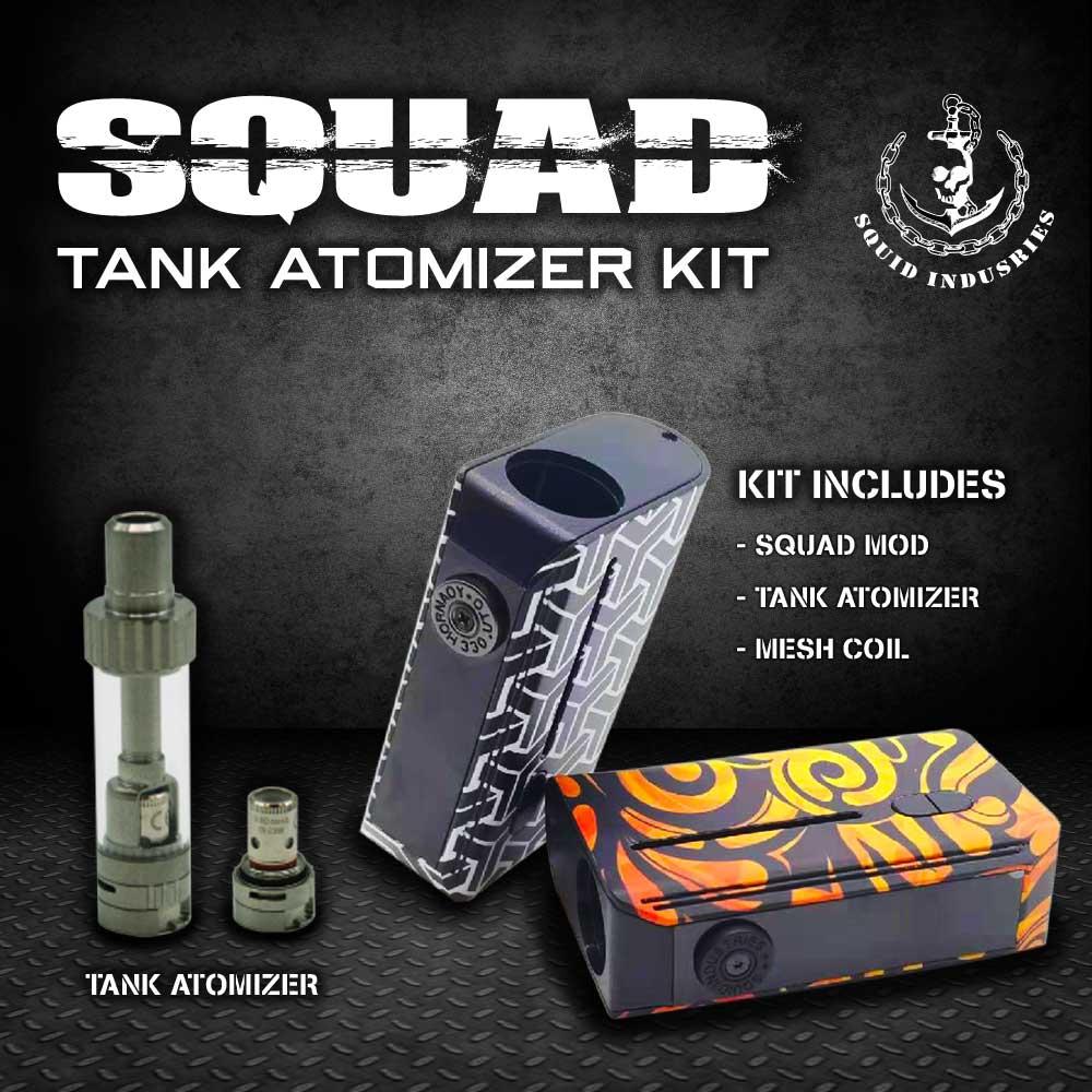 Вейп под Squid Industries Squad Kit