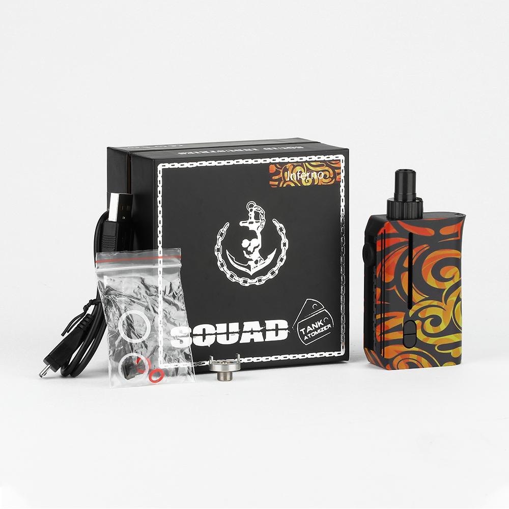 Вейп комплект Squid Industries Squad Kit