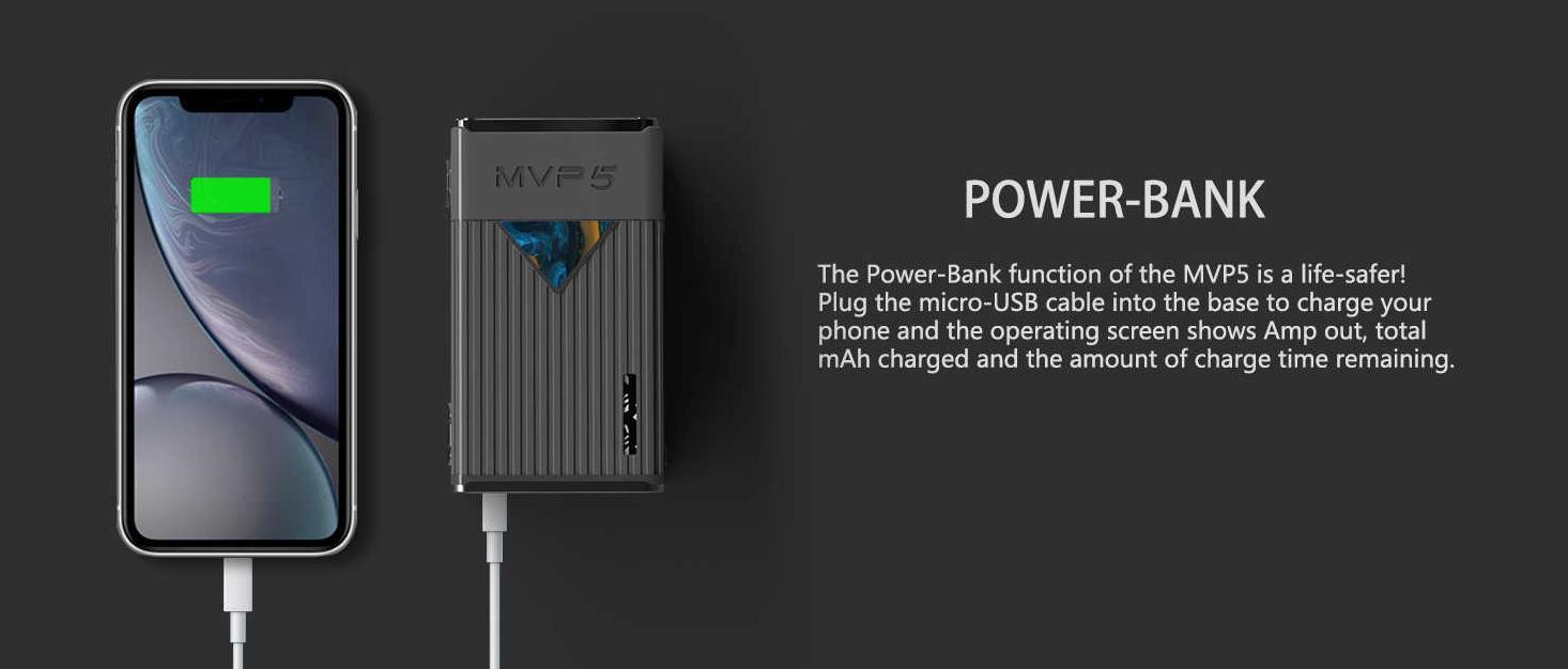 Вейп устройство Innokin MVP5 120W