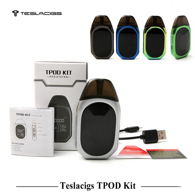 Вейп устройство Tesla Tpod