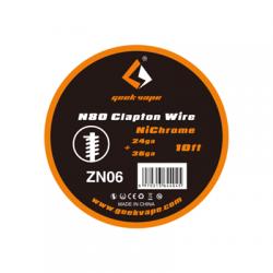 GeekVape N80 Clapton Wire 3m (24GA + 36GA)