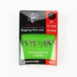 Demon Killer Raging Fire Coil Ni80 C 0.32ohm