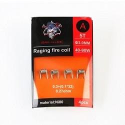 Demon Killer Raging Fire Coil Ni80 A 0.27ohm