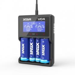 XTAR VC4 Зарядно