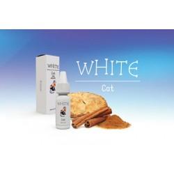 Вейп течност със и без никотин 10ml White Cat