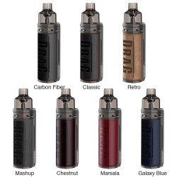 VooPoo Drag S Pod Kit 2ml