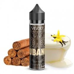 VGOD Cubano 20/60ml Shake&Vape Вейп течност