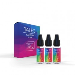 TALES RAINBOW Вейп течност 30ml (3х10ml)
