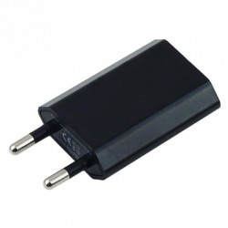 AC USB Adapter 5V/1A Slim