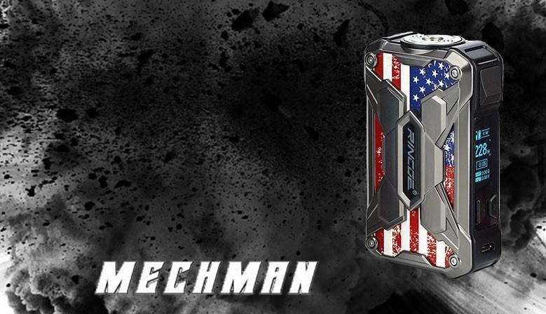 Rincoe Mechman 228W Бокс Мод